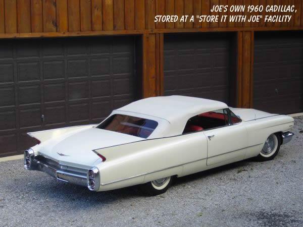 Classic Car Storage Virginia
