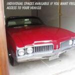 Classis Car Storage